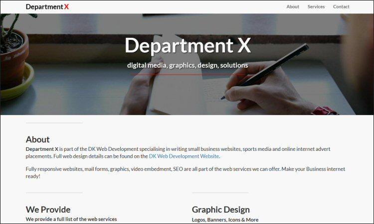 David King Web Development - Web Development Bury Lancashire